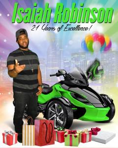 Isaiah Robinson 8×10 copy